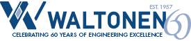 Waltonen Engineering - Celebrating 60 Years of Engineering Excellence